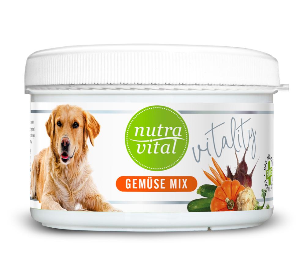 NutraVital-Gemüsemix BARF