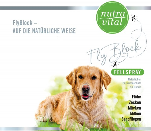FlyBlock-150ml Hund