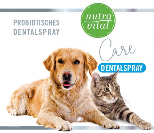 NutraVital Care Dentalspray Probiotisches-Dentalspray