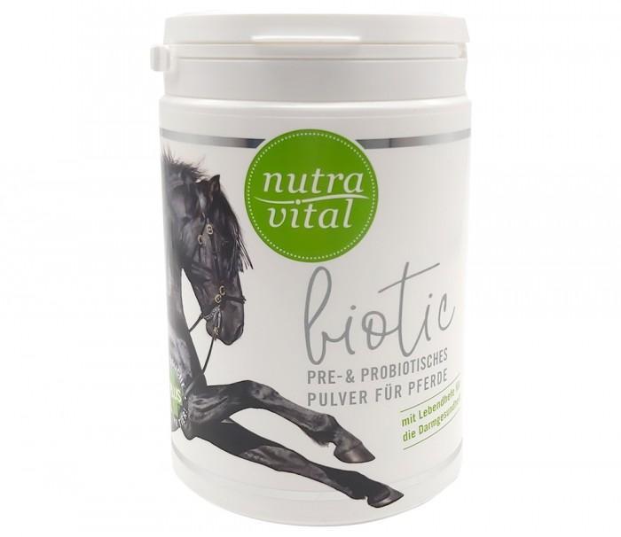 NutraVital Biotic für Pferde