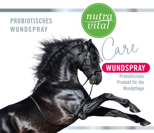 NutraVital Care Wundspray Pferd